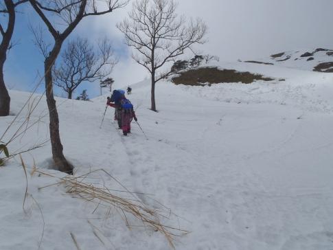 深入山スノーハイキング 004-001