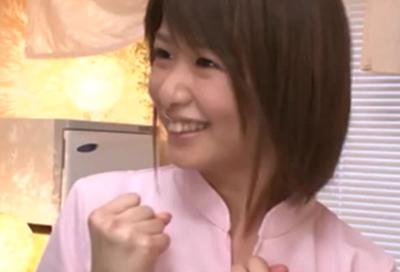 【川上奈々美】ハジケる笑顔と凄テクで心身ともに元気にしてくれる美少女回春マッサージ嬢