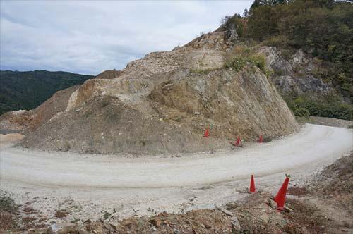 5採石道路