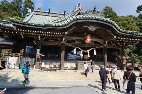 1筑波山神社