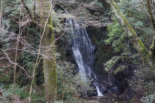 3玉簾の滝