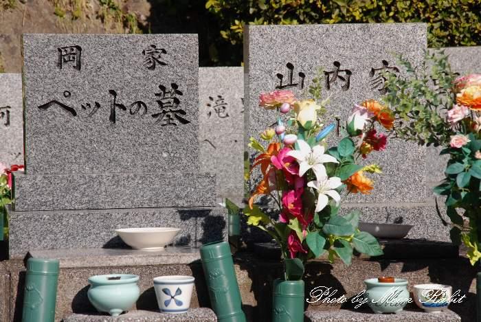 ペット霊園松山