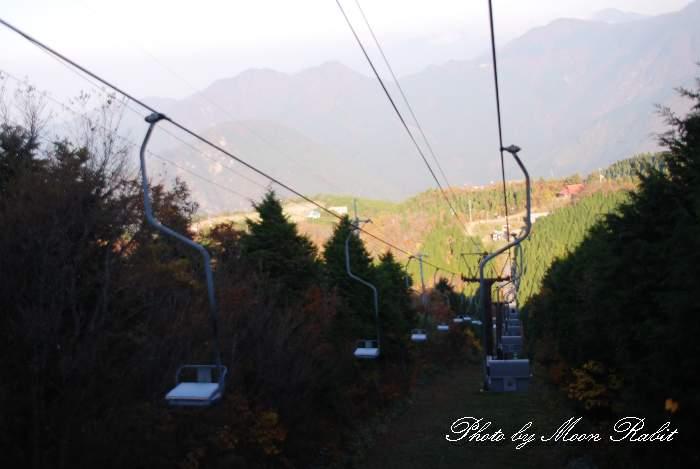 石鎚スキー場 リフト