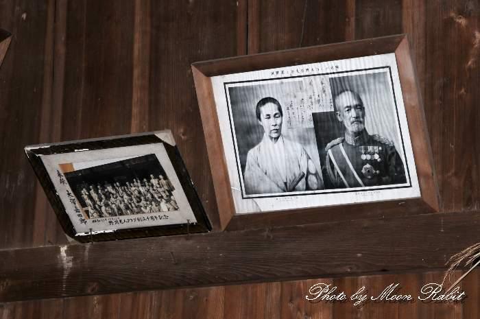 乃木将軍夫妻 日吉神社