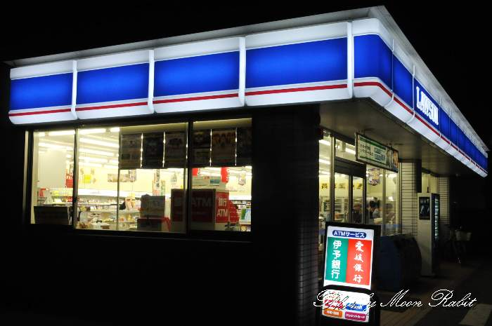 ローソン 西条産業道路店 愛媛県西条市