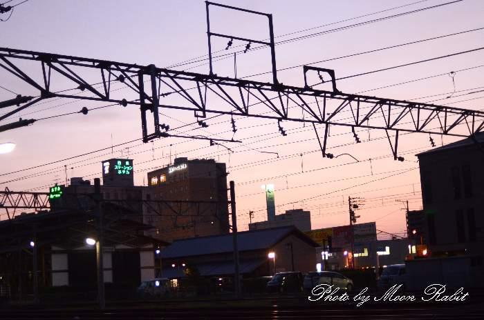 伊予西条駅近辺
