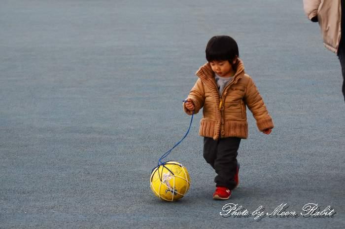 子ども ひうち陸上競技場