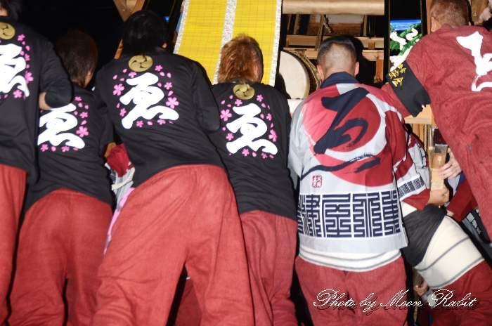 えびす会屋台(ゑびす会だんじり) 祭り装束