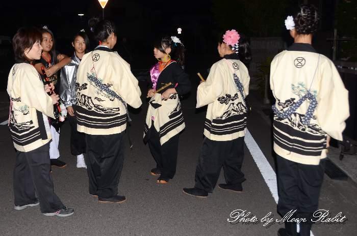 廣江屋台(広江だんじり)  祭り装束