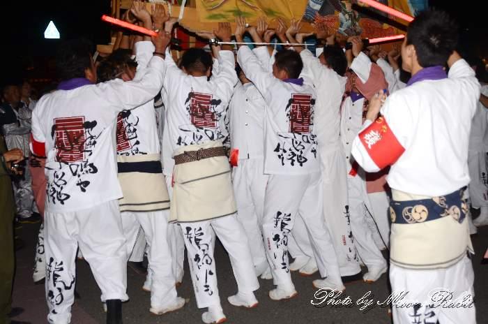 三津屋だんじり(三津屋御神楽屋台) 祭り装束