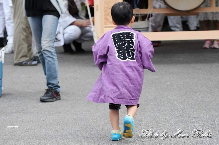駅前本通だんじり(駅本屋台) 祭り装束