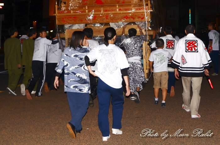 加茂町だんじり(加茂町屋台) 祭り装束