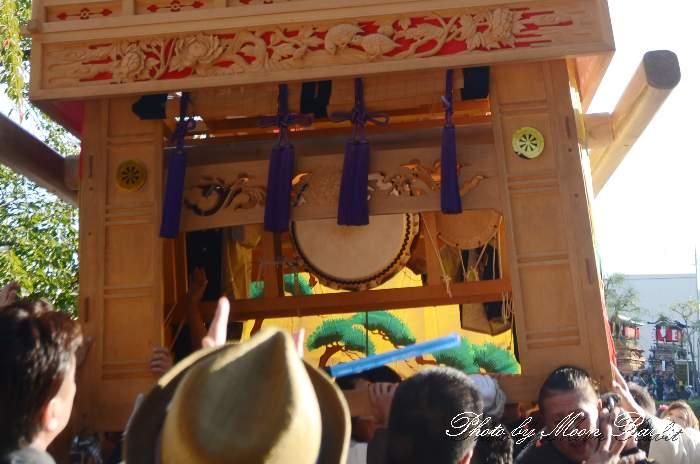 祭り太鼓 川沿町屋台(だんじり)