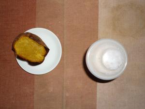 安納芋,ダイエットプロテイン(いちごミルク味)