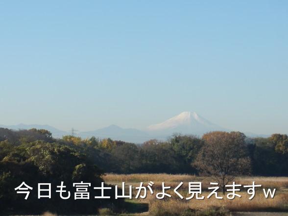 20151205 富士山