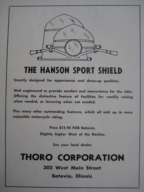 1947 Motorcyclist Hanson Sport Shield 003