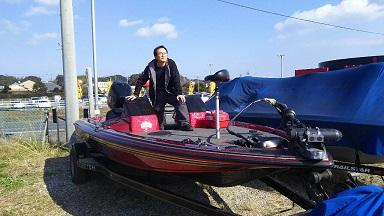 バスボート3