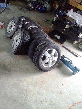 タイヤ交換151129b