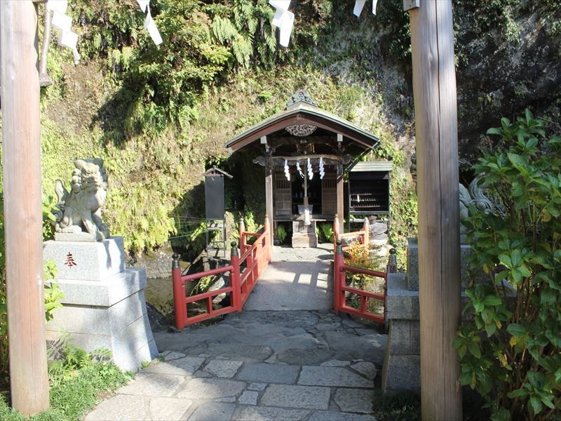 水神社下社