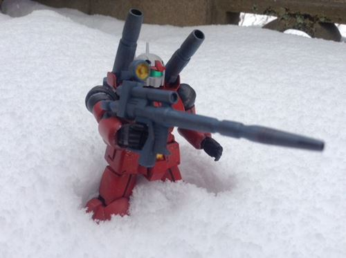 雪のガンキャノン_R
