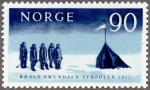 ノルウェー・アムンゼンの南極到達