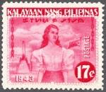 フィリピン独立・1943年(17セント)