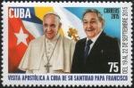 キューバ・教皇訪問(2015)