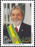 ブラジル・ルーラ大統領