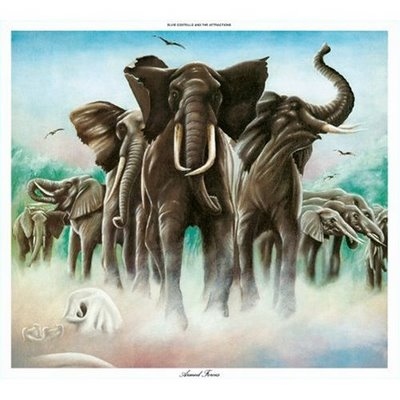 Elvis Costello The Attractions Armed Forces