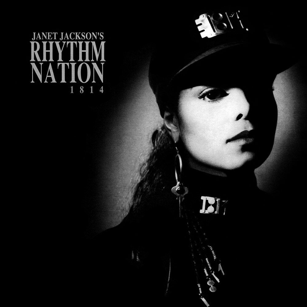 Janet Jacksons Rhythm Nation 1814