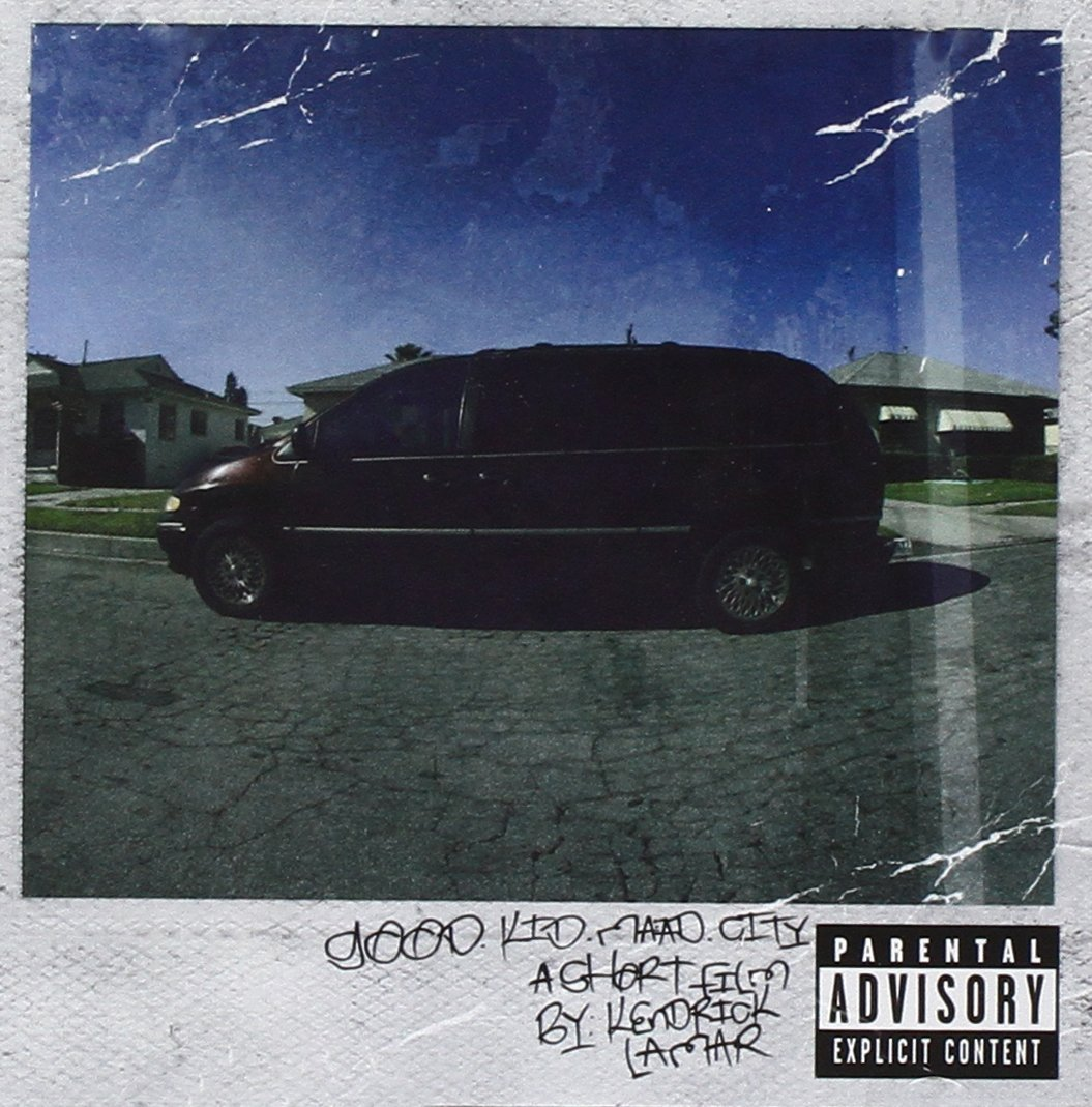 Kendrick Lamar good kid, mAAd city