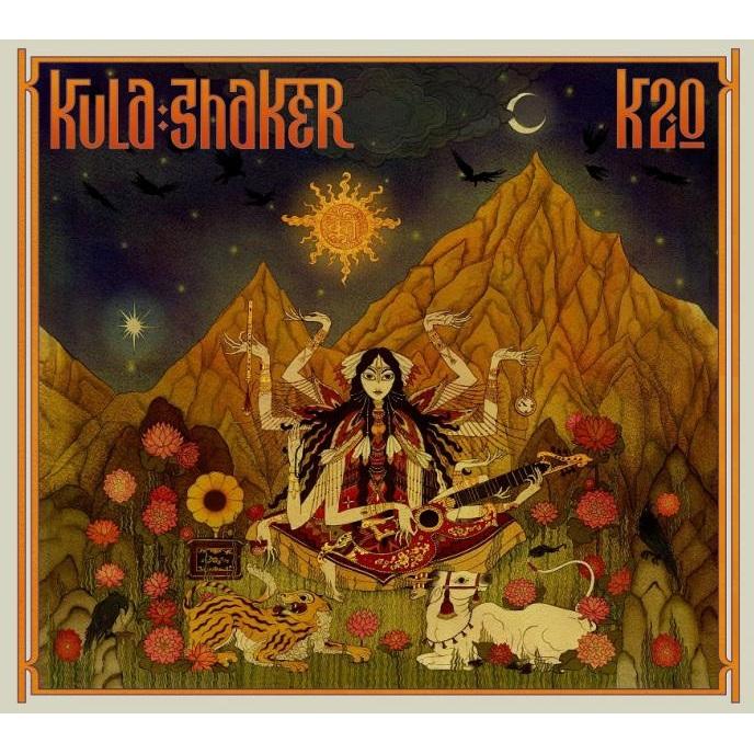 Kula Shaker - K 2_0