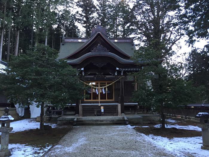 新春  2016 新宮神社 2