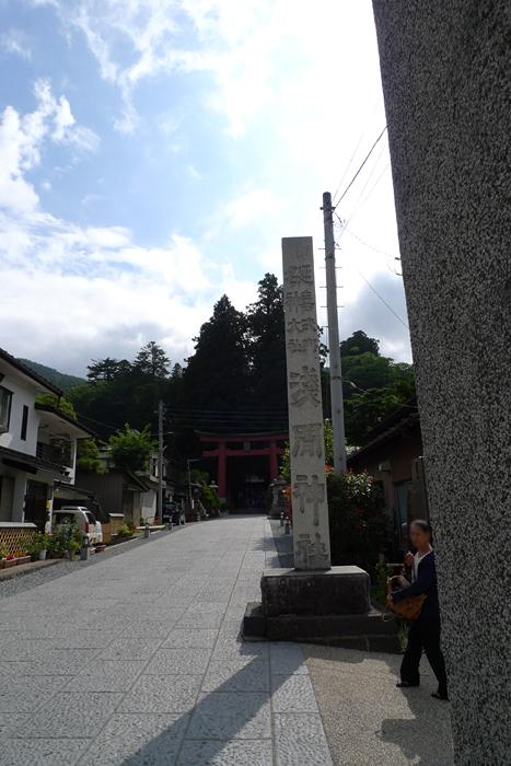 甲斐の神社  河口浅間神社  1