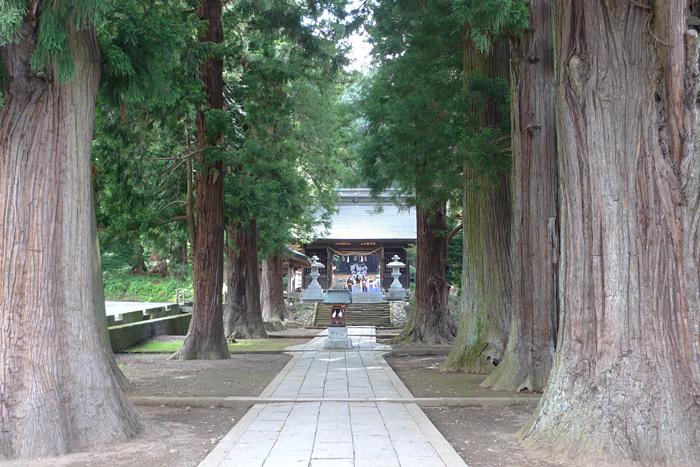 甲斐の神社  河口浅間神社  5