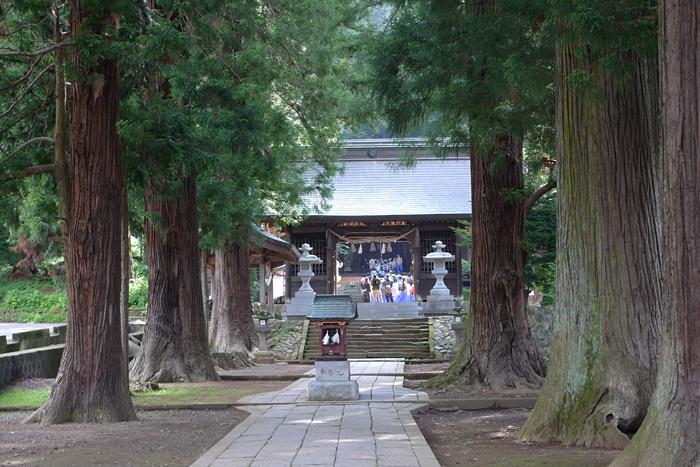 甲斐の神社  河口浅間神社  6