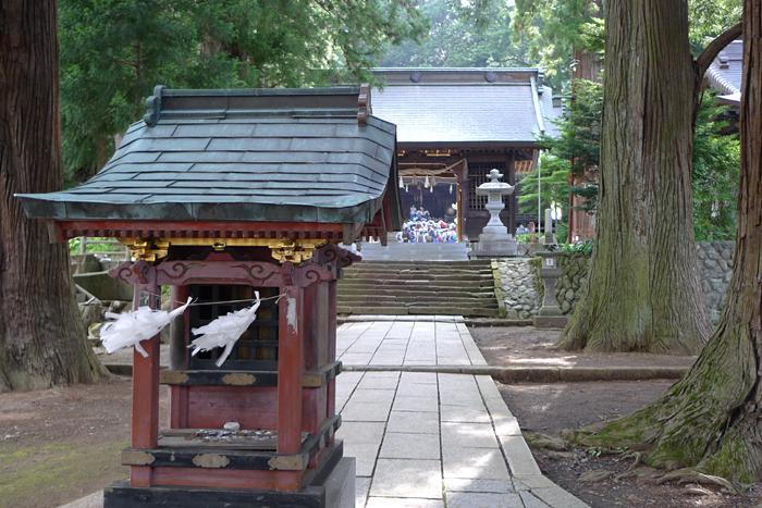 甲斐の神社  河口浅間神社  9