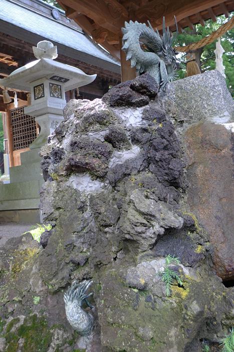 甲斐の神社  河口浅間神社  12