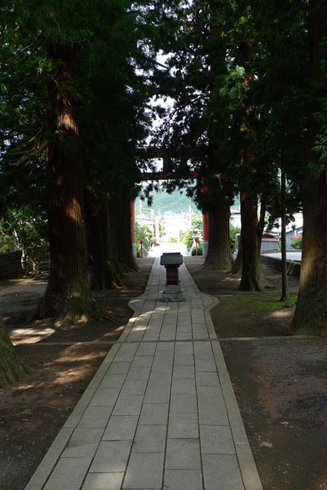 甲斐の神社  河口浅間神社  10