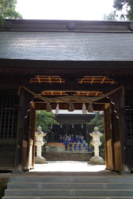 甲斐の神社  河口浅間神社  14
