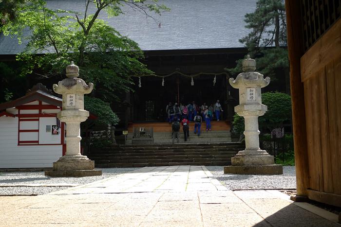 甲斐の神社  河口浅間神社  15
