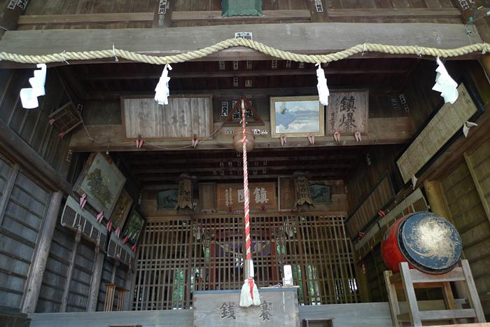 甲斐の神社  河口浅間神社  21