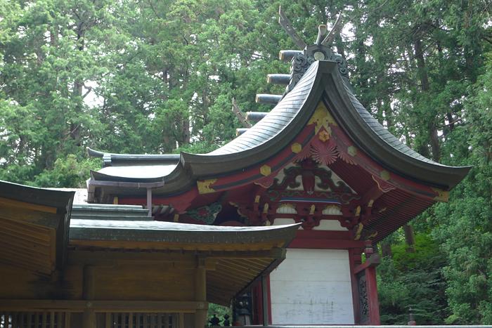 甲斐の神社  河口浅間神社  24