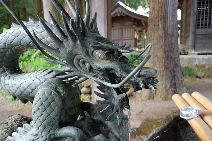 甲斐の神社  河口浅間神社  13