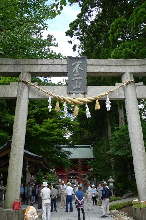 駿河の神社  富士浅間神社  7