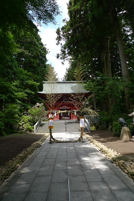 駿河の神社  富士浅間神社  9