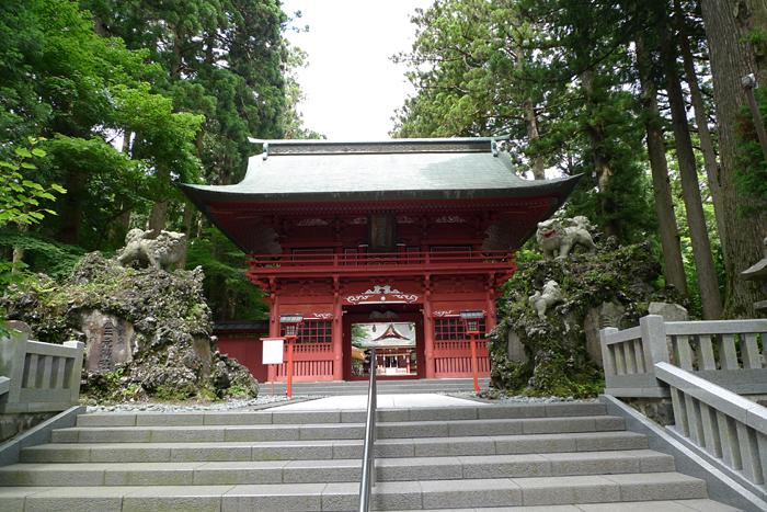 駿河の神社  富士浅間神社  12