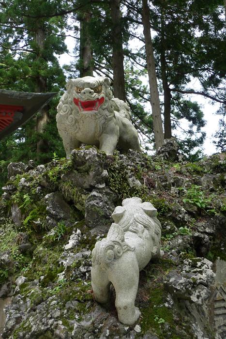 駿河の神社  富士浅間神社  14