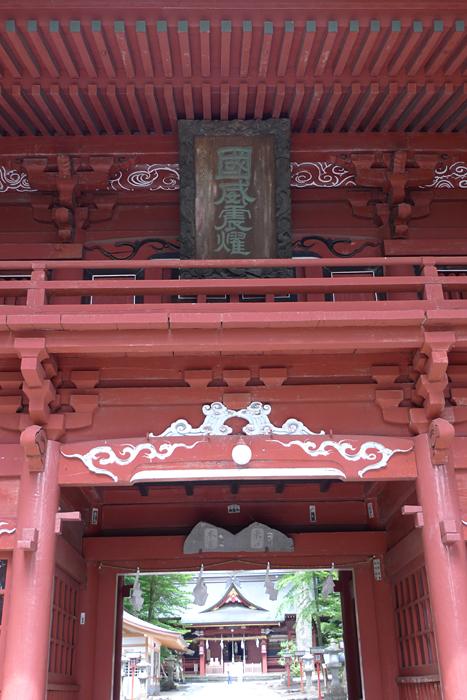 駿河の神社  富士浅間神社  15