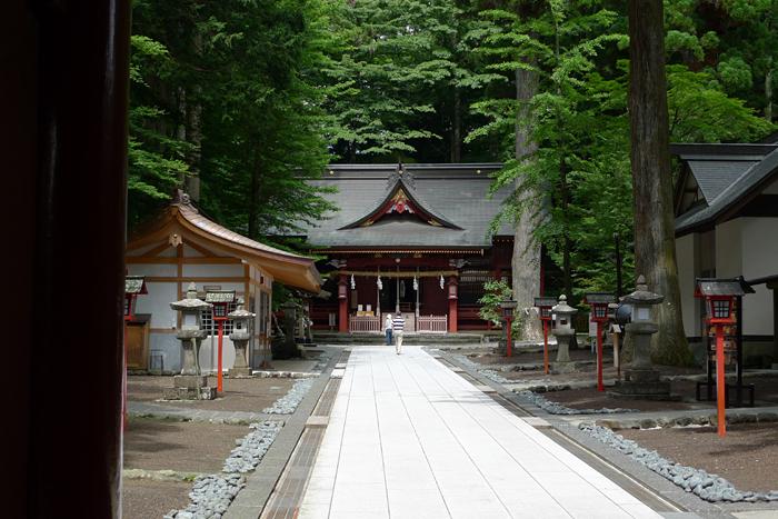 駿河の神社  富士浅間神社  16